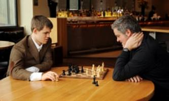 My Psychology of Chess with friends