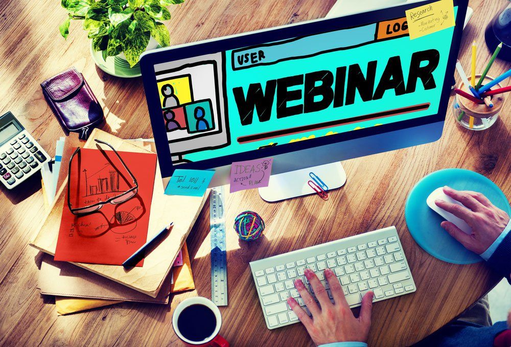 Digital Marketer Should Be Running Webinars