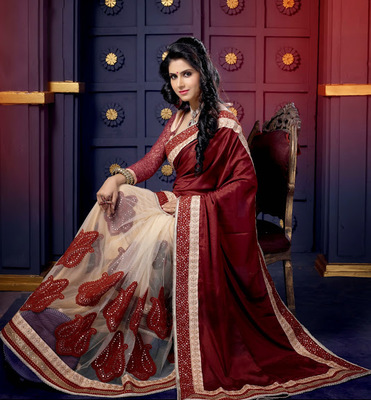 Five types of sarees that u should buy this year