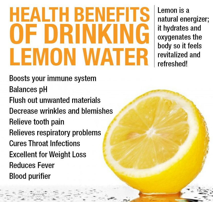 The mighty lemon benifits
