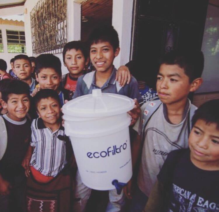 Entrepreneurship Where It's Needed Most: This Couple Is Helping Solve a Global Water Crisis While Creating Jobs in Guatemala for Men and Women