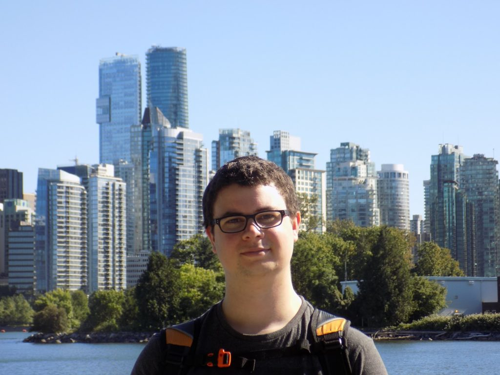 21-Years-Old Etienne Gareau Wants To Build A Business, To Help Others!
