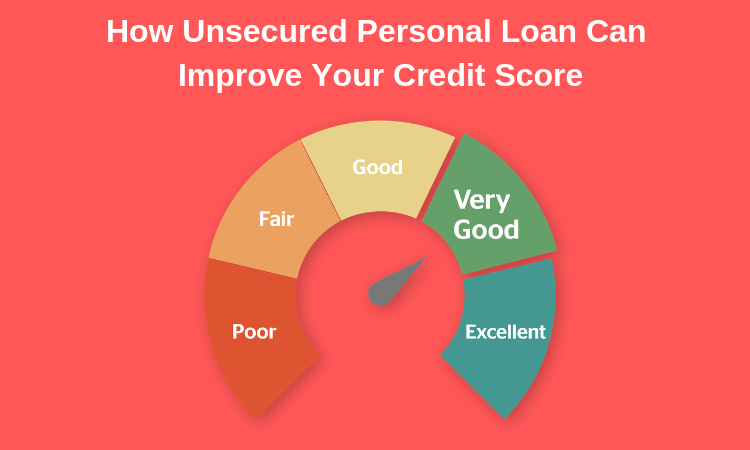 How Unsecured Personal Loan Can Improve Your Credit Score