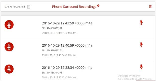 Ambient Recording App