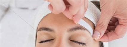 Eyebrow waxing19