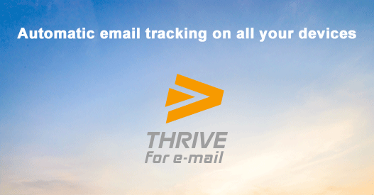 Thrive for Email Logo