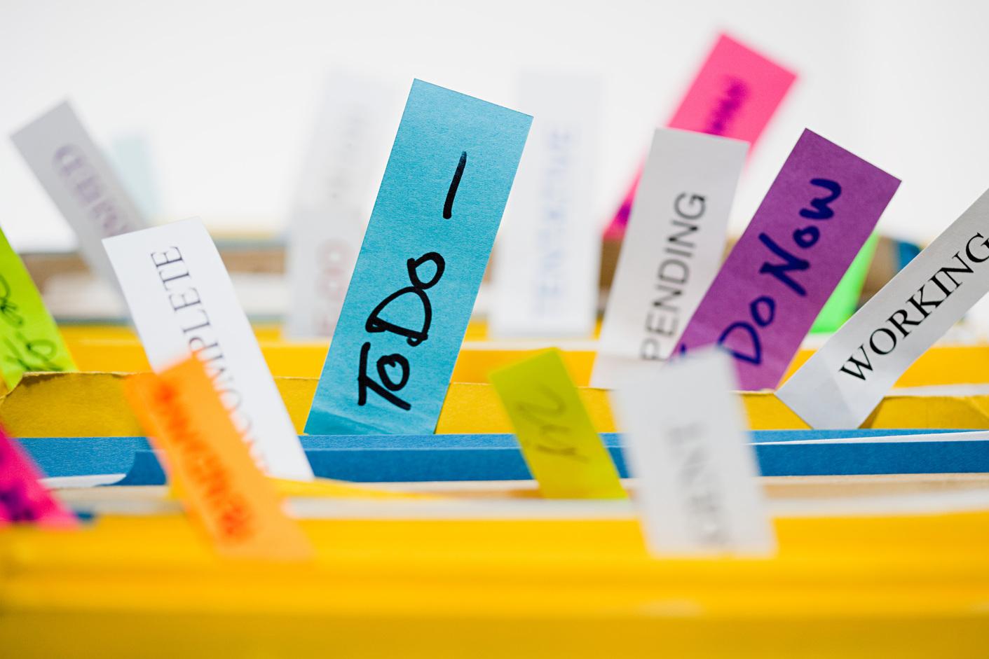 More Organised