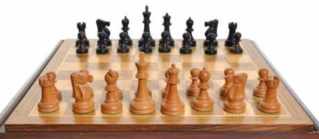 How to Achieve Checkmate in 4 Moves in Chess
