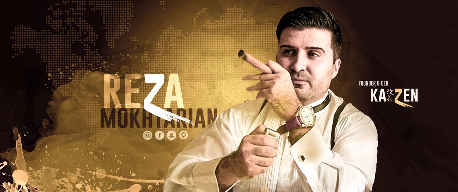 Reza mokhtarian forex