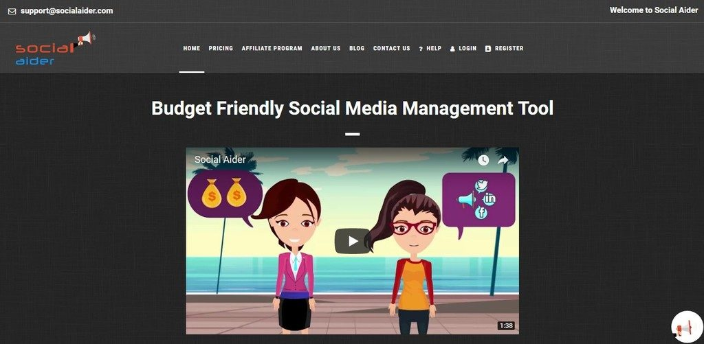 After Using Social Media Leverages With Social Aider You Won't Be Needing Anything Else