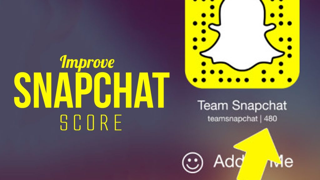 Does your snapchat score increase when you open snapchats
