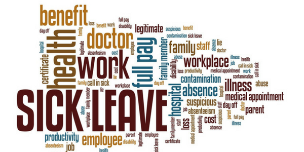 Four Ways to Cope with Sickness Absence from Work