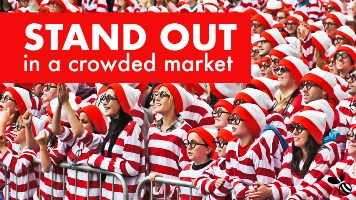 How to Make Your Product Stand Out In a Crowded Market