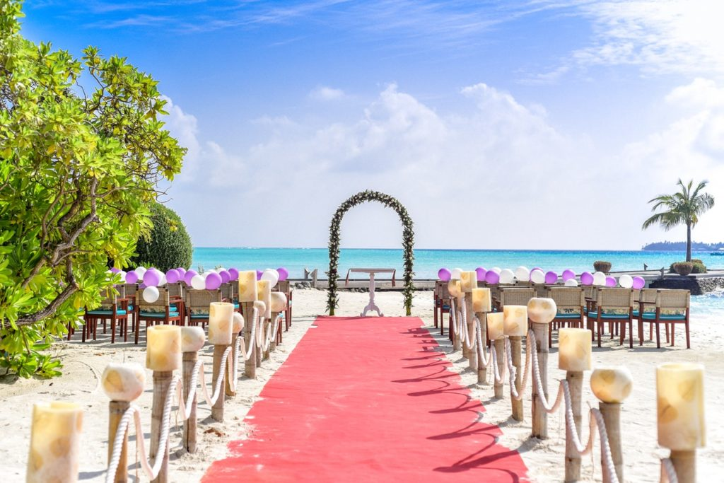 8 Dreamy Locations for a Destination Wedding